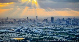 Magiczne poranki w Dubaju /