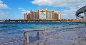 W Dubaju teraz wspaniała po