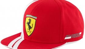 Czapka Ferrari 3