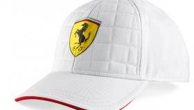 Czapka Ferrari 4