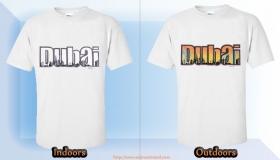 Koszulka Dubaj 4