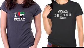 Koszulka Dubaj damska